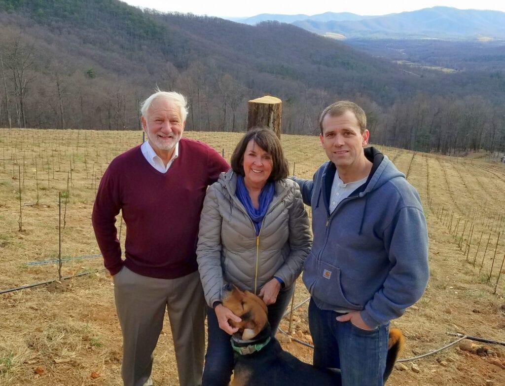 Episode # 11 Ankida Ridge: Dennis, Christine, & Nathan Vrooman